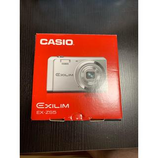カシオ(CASIO)のCASIO EXILIM EX-ZS5SR カシオ カメラ(コンパクトデジタルカメラ)