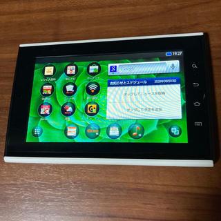 サムスン(SAMSUNG)のSAMSUNG タブレット SMT-i9100(タブレット)