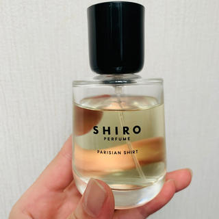 シロ(shiro)のSHIRO PERFUME PARISIAN SHIRT(ユニセックス)
