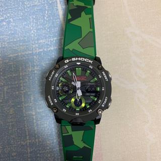 カシオ(CASIO)のG-SHOCK GA-2000GZ-3AJR(腕時計(デジタル))
