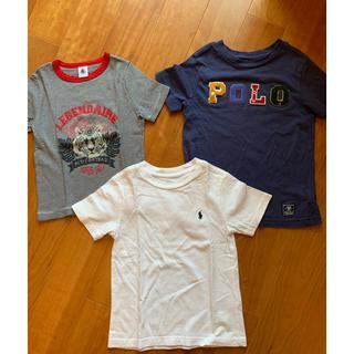 POLO RALPH LAUREN - 送料無料!プチバトー&ラルフローレンTシャツ 3枚セット