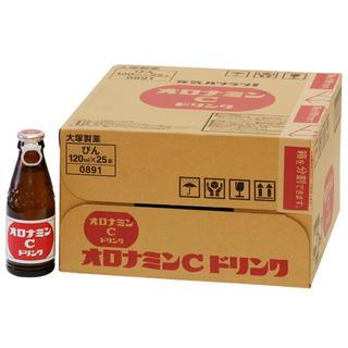 オオツカセイヤク(大塚製薬)の大塚製薬 オロナミンC ドリンク 120ml×25本(ソフトドリンク)