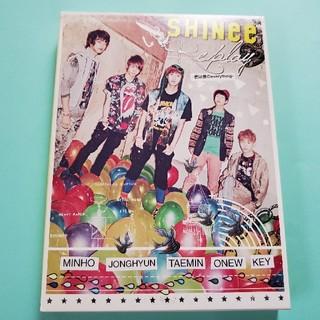 シャイニー(SHINee)のSHINee Replay-君は僕のeverything- 初回生産限定盤(K-POP/アジア)