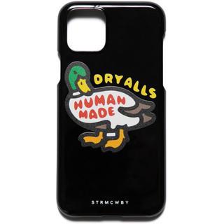 アベイシングエイプ(A BATHING APE)のHUMAN MADE iPhone 11 Pro ケース DUCK ダック 黒(iPhoneケース)