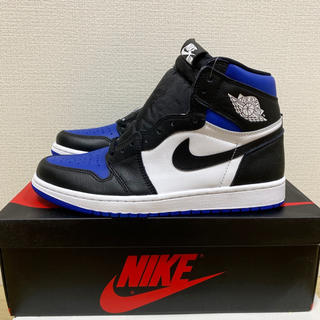 NIKE - 【28.0】Nike Air Jordan 1 High Royal Toe