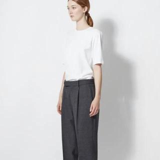 DEUXIEME CLASSE - ATON  Tシャツ ホワイト 02 【明日まで限定価格】