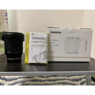 TAMRON - TAMRON 17-28mm F/2.8 Di III RXD