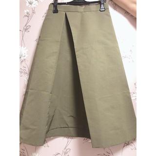 デミルクスビームス(Demi-Luxe BEAMS)のデミルクスビームス ♡ スカート(ひざ丈スカート)