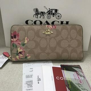COACH - ★新品★ COACH コーチ 長財布  財布  73345