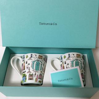 ティファニー(Tiffany & Co.)のティファニー 5th アベニュー マグカップ(グラス/カップ)
