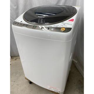 Panasonic - パナソニック タテ型洗濯乾燥機8.0kg 乾燥4.5kg NA-FR80N6