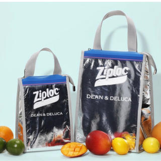 DEAN & DELUCA - Ziploc×DEAN&DELUCA×BEAMS  クーラーバッグS