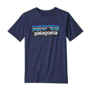 patagonia - 【激安】パタゴニア patagonia⭐Tシャツ⭐ネイビー⭐ボーイズL