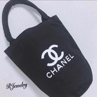 CHANEL - CHANEL ノベルティ バケツ型 トートバッグ