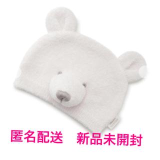 gelato pique - 【新品】【旭山動物園】'スムーズィー'クマ baby キャップ(ピンク)