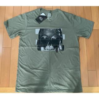 Oakley - オークリー MEDUSA Tシャツ L オリーブ 新品 貴重