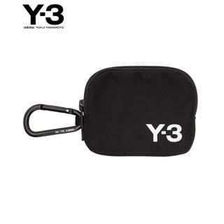 Y-3 - Y-3 ワイスリー カラビナ ミニポーチ 財布 ウォレット