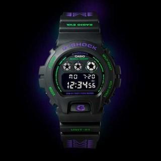 エヴァンゲリオン オリジナル G-SHOCK(腕時計(デジタル))