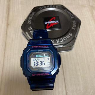 ジーショック(G-SHOCK)のCASIO G-SHOCK GLX-5600C-2JF G-LIDE Gライド(腕時計(デジタル))