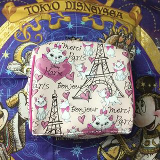 ディズニー(Disney)のポーチ おしゃれキャット マリー ディズニー(ポーチ)