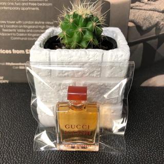 グッチ(Gucci)の未使用 GUCCI グッチ ACCENTI  アチェンティ 香水 5ml(香水(女性用))