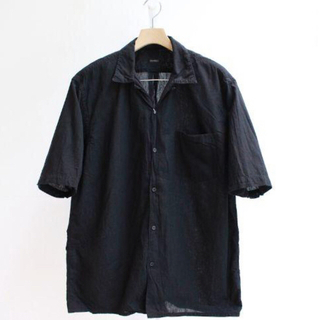 コモリ(COMOLI)の極美品 20SS comoli ベタシャン オープンカラー 1 (シャツ)