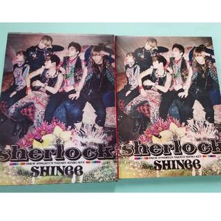 シャイニー(SHINee)のSHINee Sherlock[Japanese ver.](初回生産限定盤)(K-POP/アジア)