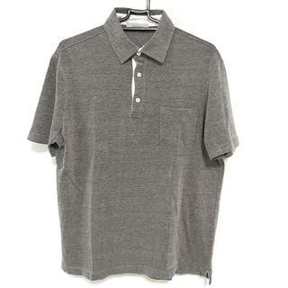 エルメネジルドゼニア(Ermenegildo Zegna)のゼニア 半袖ポロシャツ サイズM メンズ(ポロシャツ)