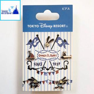 ディズニー(Disney)の【新品未使用】オズワルド ピアス(ピアス)