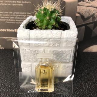 グッチ(Gucci)の未使用 GUCCI グッチ N°3 香水 3ml フレグランス オードトワレ(香水(女性用))