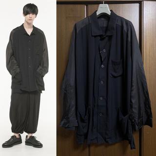 ヨウジヤマモト(Yohji Yamamoto)のイチオシ! 20SS ヨウジヤマモト s'yte ジャケット 【1393】(テーラードジャケット)
