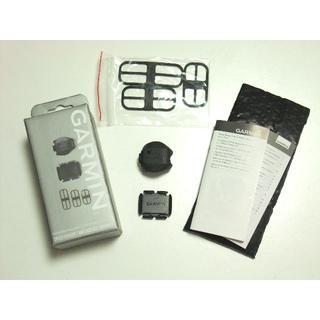 GARMIN - ★新品★GARMIN(ガーミン) スピードセンサー&ケイデンスセンサーSET