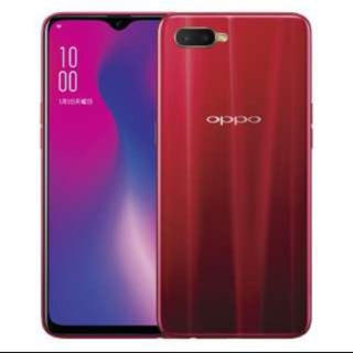 ANDROID - OPPO R17 Neo レッド (CPH1893RD)