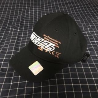 オフホワイト(OFF-WHITE)のHERON PRESTON cap(キャップ)