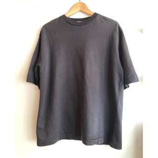 コモリ(COMOLI)のAURALEE  ハイゲージスウェット TEE(Tシャツ/カットソー(半袖/袖なし))