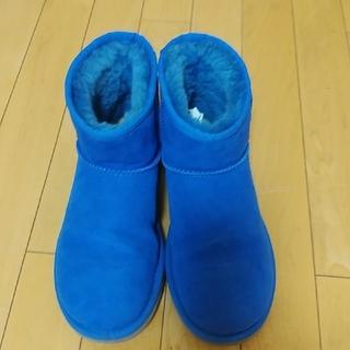 アグ(UGG)のUGG ショートムートンブーツ ★ アグ サイズ6(ブーツ)
