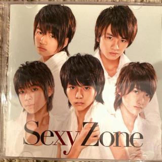 セクシー ゾーン(Sexy Zone)のSexyZone デビューシングル 通常盤(ポップス/ロック(邦楽))