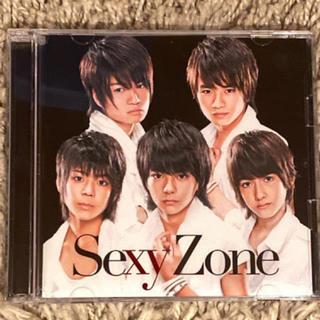 セクシー ゾーン(Sexy Zone)のSexyZone デビューシングル 初回限定盤A(ポップス/ロック(邦楽))