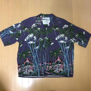 SUNSEA - DAIRIKU Aloha Shirt アロハシャツ