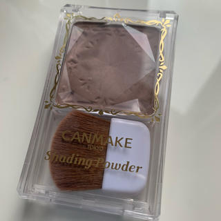 CANMAKE - キャンメイク シェーディングパウダー04