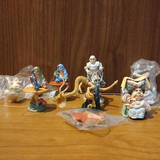 カイヨウドウ(海洋堂)の海洋堂 アリスのティーパーティー  フィギュア6種類(その他)