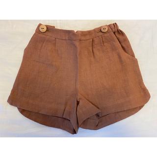 Caramel baby&child  - soor ploom shorts 6-7