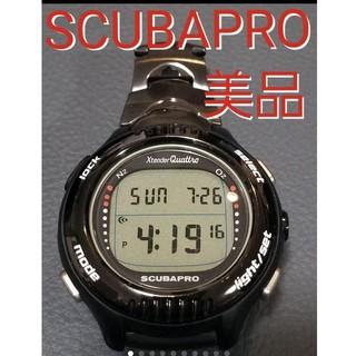 スキューバプロ(SCUBAPRO)のスキューバプロ エクステンダー クワトロ ダイブコンピューターダイビングダイコン(マリン/スイミング)