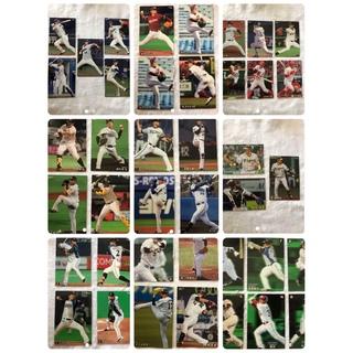 カルビー(カルビー)の①プロ野球チップスカード プロ野球カード(スポーツ選手)