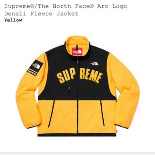 シュプリーム(Supreme)の新品未使用 Supreme The North Face フリースジャケット(ブルゾン)