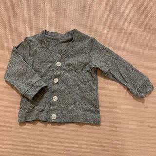 ユニクロ(UNIQLO)のユニクロ UNIQLO 子供服 カーディガン(カーディガン/ボレロ)