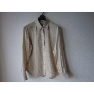 23区 - 【美品・32サイズ】23区 LIBECO オンワード ONWARD リネンシャツ