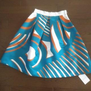 ANAYI - 新品タグ付き!エッセンスオブアナイのイタリア製スカート