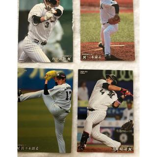 カルビー(カルビー)の②プロ野球チップスカード プロ野球カード(スポーツ選手)