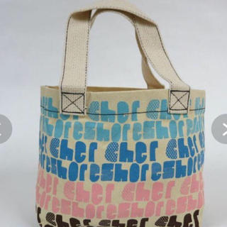 シェル(Cher)のcher shore(シェル・ショア) トートバック エコバッグ  鎌倉限定(トートバッグ)